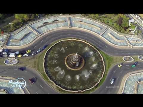 Bucureştiul, filmat din dronă!
