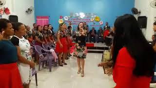 Euridianne - Mulheres Guerreiras (Exército de Mulheres) Marabá - PA