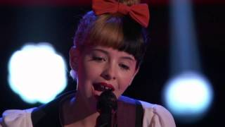 Melanie Martinez- Toxic (The Voice USA S3, Blind Auditions)