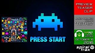 Alien Project & Shanti Matkin - Tetris (teaser#2 OUTNOW @ BEATPORT!)