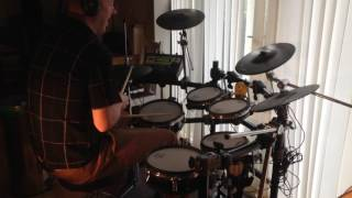 Jackson Browne - Stay (Roland TD-12 Drum Cover)