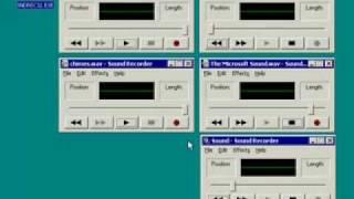 Windows Noises Remix