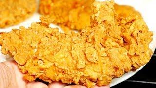 Extra Crispy Chicken Tenders Recipe