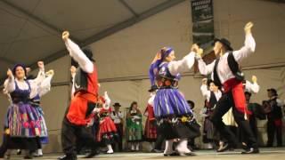 9 - Vira do Minho Rancho Folclórico Dortmund Pedrógão Grande 2015