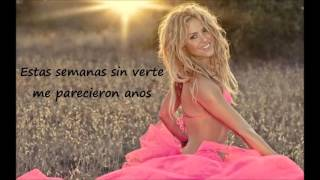 Shakira - Sale El Sol (Lyrics)