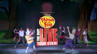 Disney's Phineas & Ferb: The Best Live Tour Ever! Live @ i wireless Center, Friday, October 19th