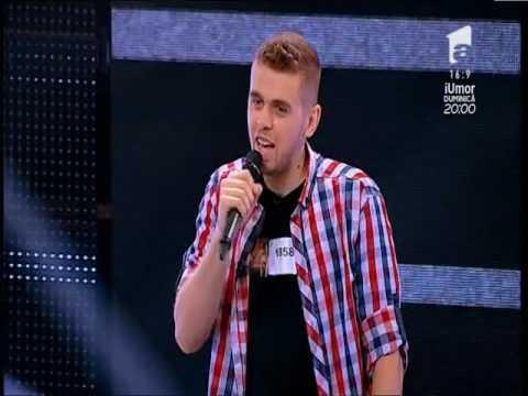 """Justin Timberlake - """"My love"""". Vezi aici cum cântă Lovin Marius Alin la X Factor!"""