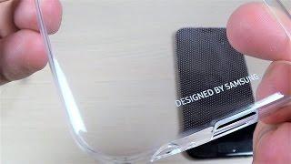 CLEAR COVER Samsung Galaxy A5 (2017) | Unbox