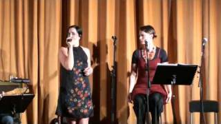 "Vocals Night 2009: Andrea - ""Constantly waiting"" (Pauline Taylor) - Teil 2"