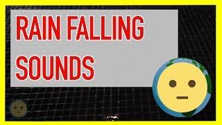 Rain Sounds For Sleeping Like Relaxing / Soothing Rain Falling Sound Effect Machine + Mp3 | MySuLonE