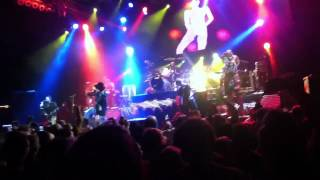 guns'n'roses used to love her live @ the house of blues orlando fl