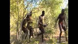 HAMBUKUSHU TRIBE IN THE OKAVANGO DELTA, BOTSWANA