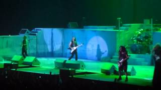 [1080p] Iron Maiden - Wasted Years (Live) [St. Petersburg, Russia, 16.07.2013]