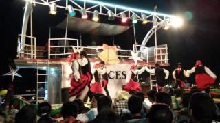 Corridinho o malho in the river cruise in Panjim