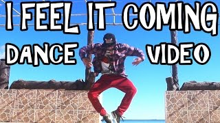 The Weeknd ft. Daft Punk - I FEEL IT COMING | Bagio Choreography