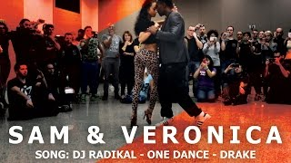 Sam & Veronica Beautiful Kizomba Dance @ KIZMI 2016 |  One Dance - Drake - DJ Radikal