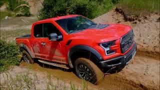 2019 Ford F-150 Raptor - Trail Control Test Drive !!