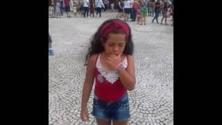 Vitória : arrasada por Larissa Manuela faltar ao show do Cúmplice no Citibank hall em SP