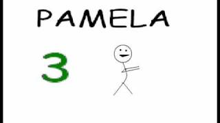 Pamela One (animated version)