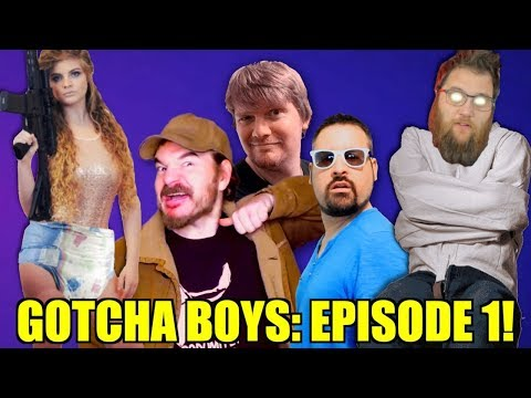 Gun Girl Controversy & Incel Insanity: GotchaBoys Podcast Ep 1!