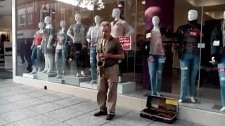 El mejor clarinetista
