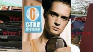 Catalin Josan - Big Brown Eyes lyrics / versuri