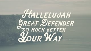 Defender (Lyric Video) // Battles  // Rita Springer