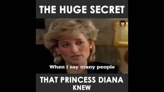 Princess Diana's secret Interview (The reason of her death)