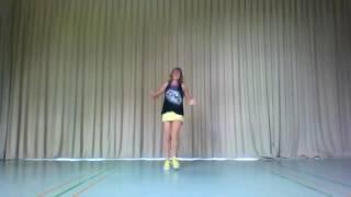 The boy does nothing,  Zumba Fitness Choreo by Doris Preuß
