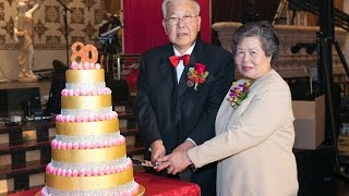 Birthday Cake Cutting Ceremony | Happy 80th Birthday Party GTA | Forever Video