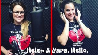 Helen and Yara. Hello.