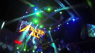 Enter Sandman by Kill'Em All. Metallica Tribute Band