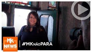 Beatriz - Bastidores do Ensaio Fotográfico para o novo Álbum (#MKnãoPARA)