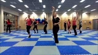 "Celia Cruz ""La Vida Es Un Carnaval"" - Dance with Kristi - Salsa"