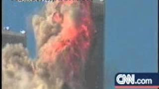 11 de setembro   primeiro aviao a colidir com o WTC