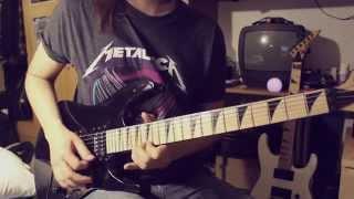 "Biel Gayà - TRALLERY - ""White Shadow"" (Guitar Solo Demonstration)"