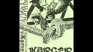 Karcer - Untitled  (1986 Polish Hardcore Punk )