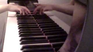 Evergreen - Barbra Streisand (Piano)