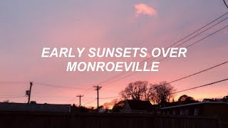 Early Sunset Over Monroeville My Chemical Romance Cifra Club