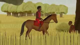 The Deamon, the Woman and the Bird - african fairy tale from Senegal