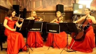 La vida es un carnaval - Cvartet Anima - Celia Cruz