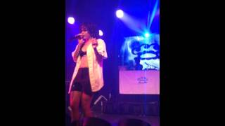 """Kehlani """"First Position"""" Live @ The Republik in Hawaii"""