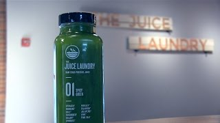 The Juice Laundry: Our Values & Process
