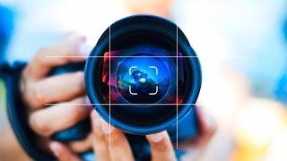 Professional Camera Focus Photography Full HD Promo Video