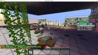 Typhoon vs Ismerize :: MCSG Clan Battle #9