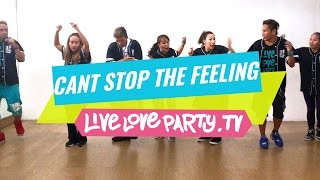 Cant Stop The Feeling by Justin Timberlake | Zumba® | Live Love Party | Dance Fitness