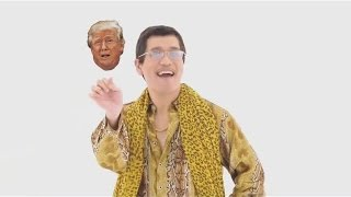 Trump-Pineapple-Apple-Trump (PPAP Parody)