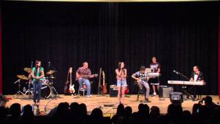 2013 OAHS Guitar Concert - 01 - The Fighter - Gym Class Heroes