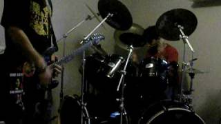 Deftones - Be Quiet and Drive  (Far Away) *Cover*