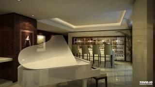 Hotel lobby piano/Fancy Restaurant piano